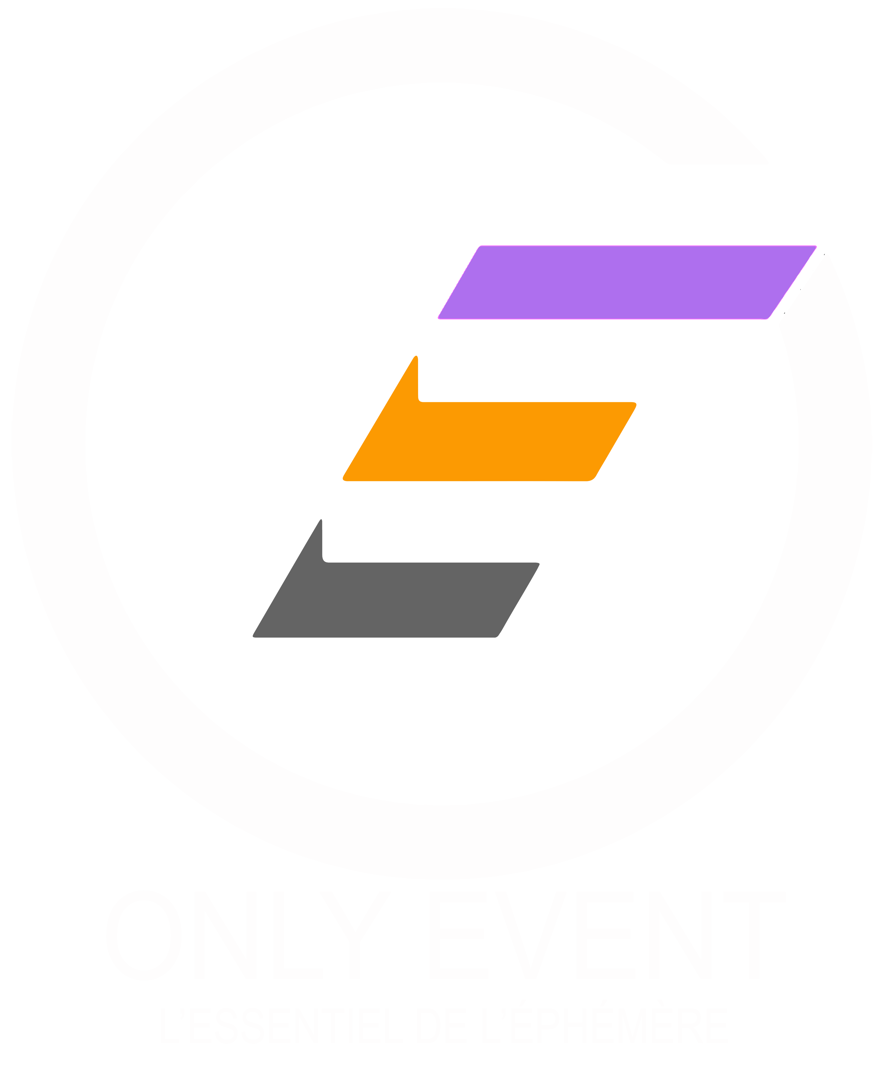 ONLY EVENT LOGO BLANC